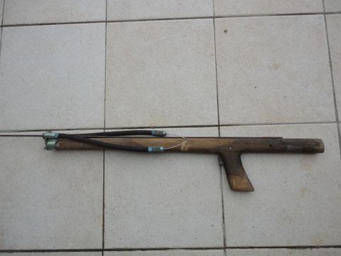 fusil artisanal