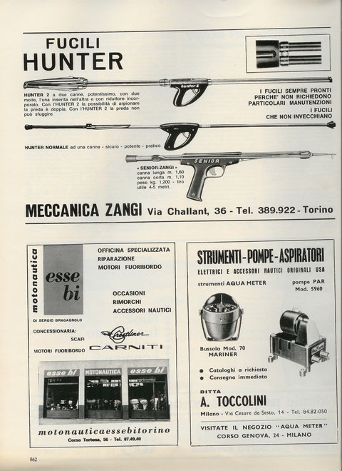 fucili Hunter