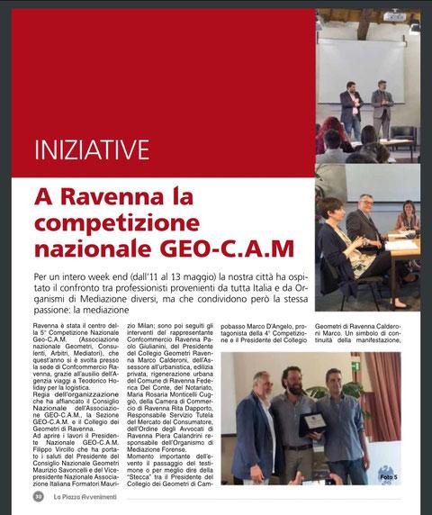 10 - 11 - 12 Ravenna
