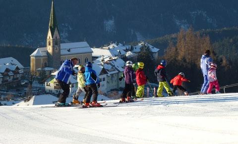 scuola sci Terento e skilift Panorama