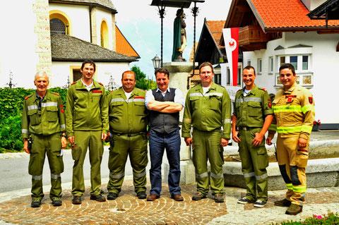 FW-Team Tag 3 mit Robert Palfrader / Foto: Carina Falschlunger