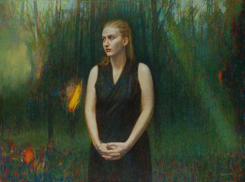 La femme de la forêt