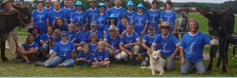 Unser Verein Bavarian Donkey Freaks