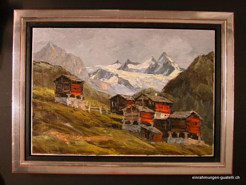 Berglandschaft von Erich Guatelli