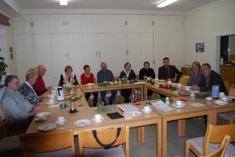 Gute Stimmung bei den SPD-Senioren in der AWO-Begegnungsstätte