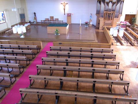 北11条教会聖堂