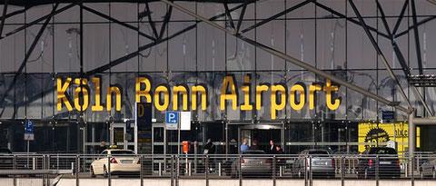 Copyright: Köln Bonn Airport