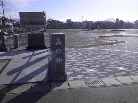 岡宮4号公園整備工事