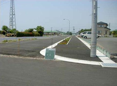 金岡浮島線道路改良工事