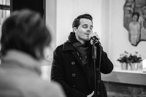 Ihr Sänger für Trauerfeiern in der Kirche in ganz NRW | © Aga Photography