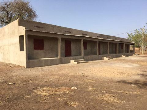 La nouvelle école de Bangassi