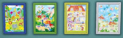 Tableaux chambres d'enfants