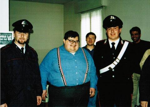 Lorenzo altariva, immediatamente dopo il suo arresto