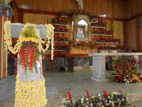 © Museo Comunitario de la Virgen de Cupilco