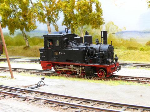 Lok 23  ex Spreewald