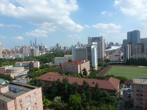 SISU Shanghai, Shanghai International Studies University, Guesthouse