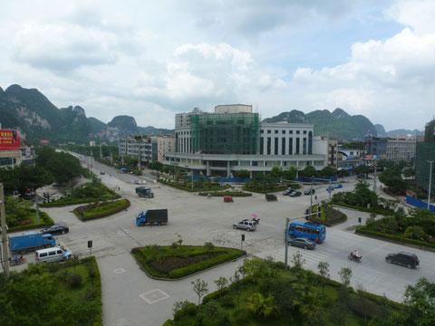 Kaff in Guangxi Province