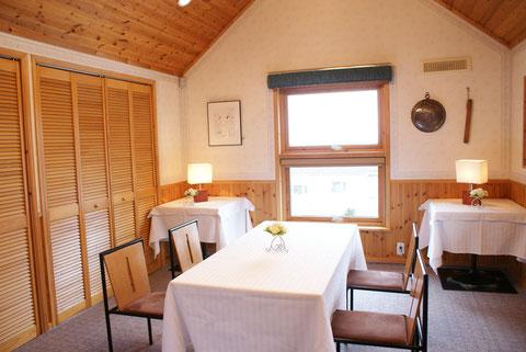 完全個室のため、結納や両家の顔合わせの食事会におすすめ。