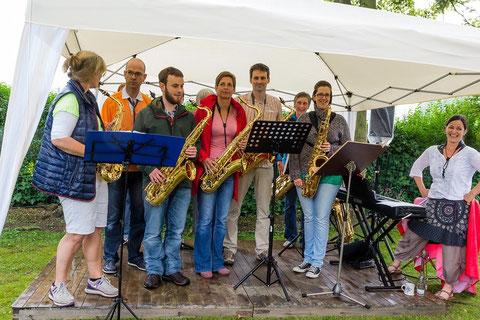 Regina Barthel - Saxophonunterricht für Erwachsene in Osnabrück
