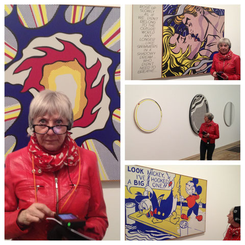 Lichtenstein @ Tate Modern