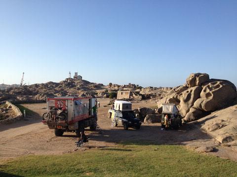 Camping Lüderitz