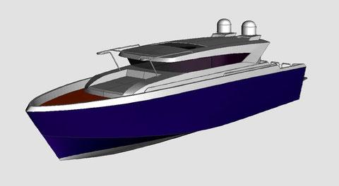 La modelisation sur delftship
