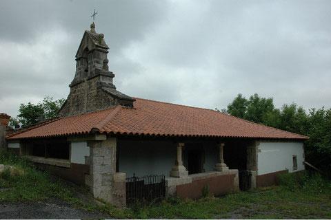 Iglesia de Santa Marina de Villamarín