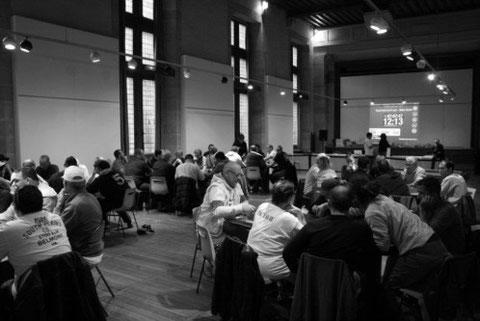Le 1er grand tournoi de l'entente Sarladaise regroupant prés de 90 joueurs s'est déroulé dans la joie et la bonne humeur.