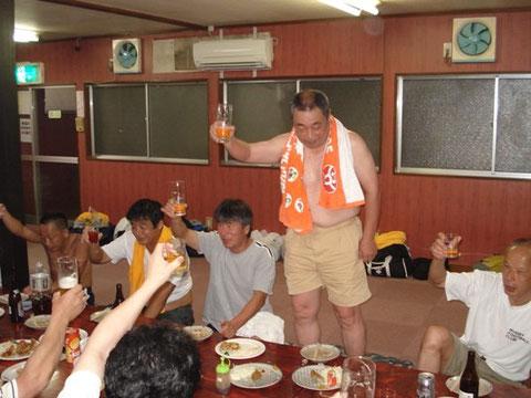 2010/8/28 合宿ミーティング@南海薬草館