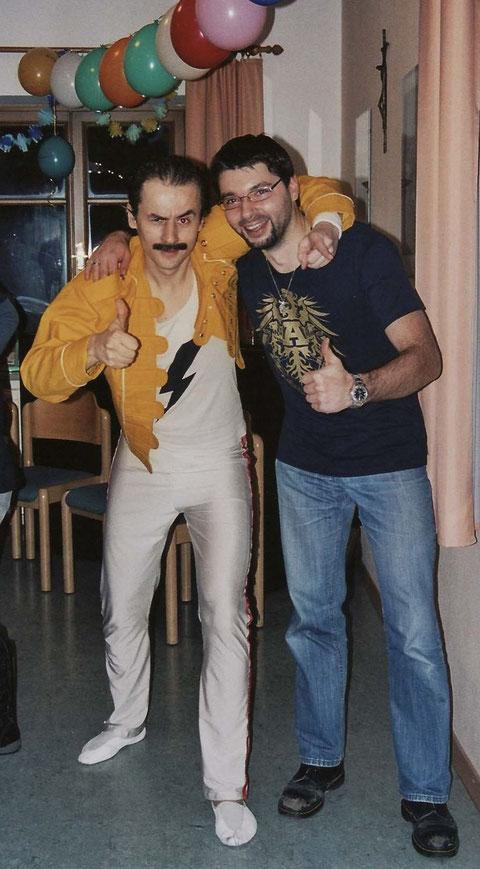 Der Champion und Wolfgang/SABA