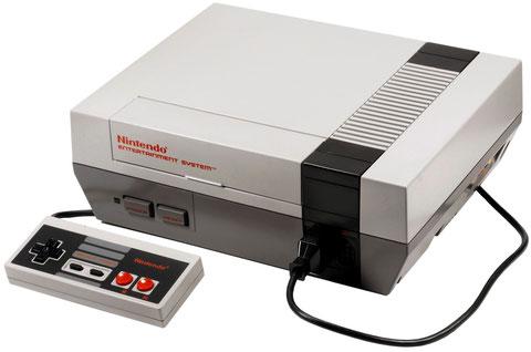 Nintendo Control Deck.