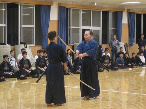 日本剣道形 見取り稽古