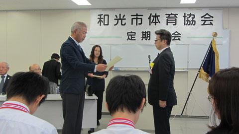 奈良利昭先生