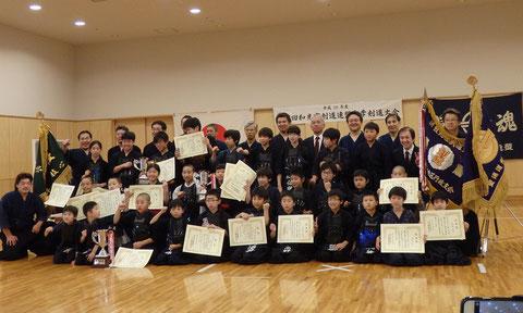 平成28年度 第84回和光市剣道連盟春季剣道大会