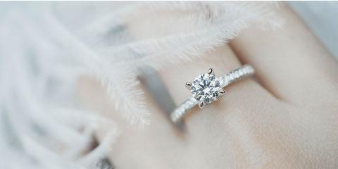 婚約指輪(エンゲージリング)