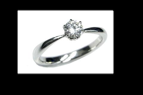 婚約指輪  エンゲージメントリング