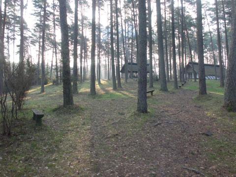 Biwakplatz Wrzosy