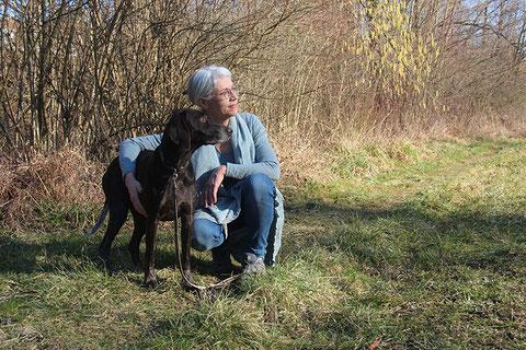 Luzia Fischer, Tierärztin & Sterbebegleitung für Tiere, Rombach - Aargau