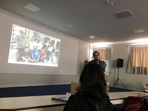 Oral talk of Prof Braga at CerSUSChem Green Chemistry Workshop - Sao Paulo, 06-10-2017