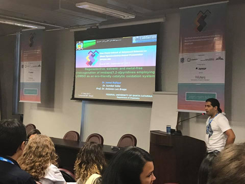 Oral Talk of Jamal at SPSAS-MS - Campinas, 09-2017