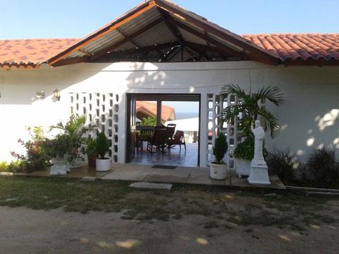 Entrada Casa San Pablo