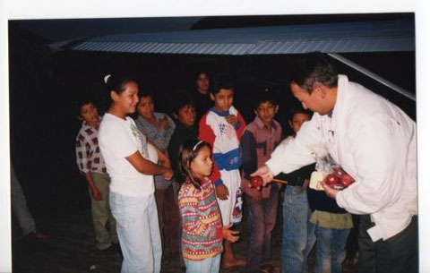 Dr. Yoshizawa served people as a member of Flying Doctors of Mercy in Mexico for over 6 years