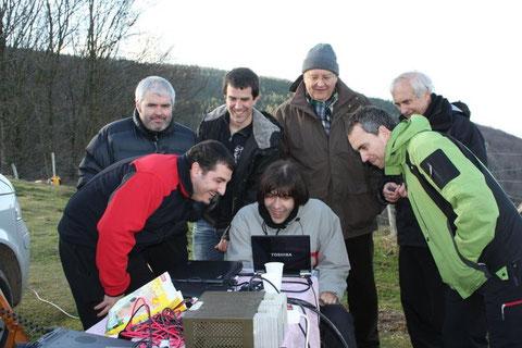 CONCURSO DE RADIO AIKE-ACRA 750/m DE ALTURA- 20-02-2011