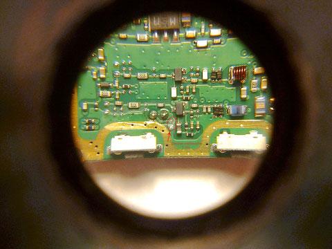 Eliminacion condensador C132.