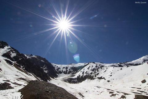 Sulle Ande, per ricordare una storia vera