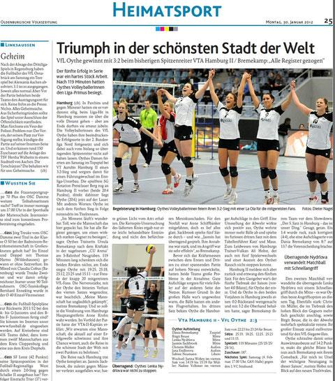 Oldenburger Volkszeitung