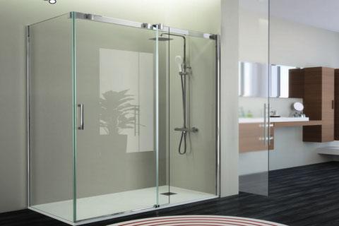 mamparas de ducha 2019, instalación de mamparas de ducha