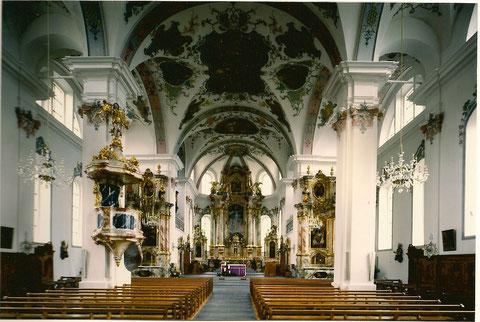 Pfarrkirche Sarnen