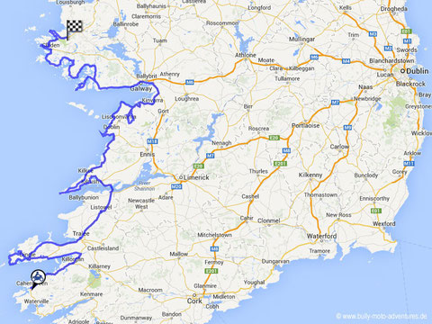 Route Irland Teil 2