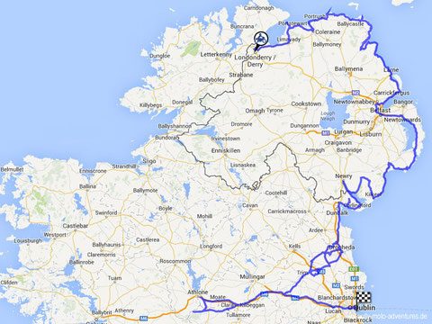 Route Irland Teil 4